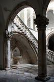 Dubrovnik - cidade velha Fotos de Stock Royalty Free