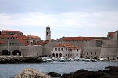 Dubrovnik - cidade velha Foto de Stock Royalty Free