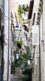 Dubrovnik - cidade velha Imagem de Stock Royalty Free