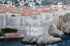 Dubrovnik city Royalty Free Stock Photos