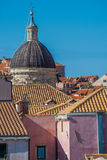 Dubrovnik city center, VCoatia Royalty Free Stock Photography