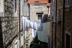 Dubrovnik city life Royalty Free Stock Photo
