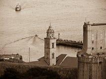 Dubrovnik city walls Stock Photos