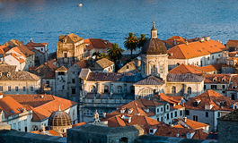Free Dubrovnik City Walls Stock Photography - 5976032