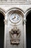 Dubrovnik - ciudad vieja fotografía de archivo