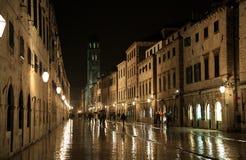 Dubrovnik - ciudad vieja Fotos de archivo libres de regalías