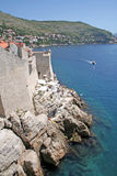 Dubrovnik-Croácia Fotos de Stock Royalty Free