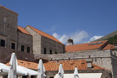 Dubrovnik in Croacia Royalty Free Stock Photos