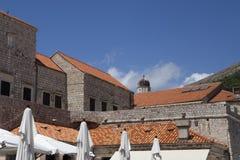 Dubrovnik in Croacia Royalty Free Stock Photos