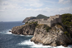Dubrovnik in Croacia Royalty Free Stock Photography