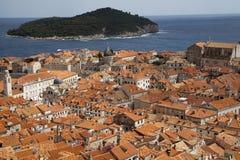 Dubrovnik in Croacia Stock Images
