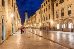 Dubrovnik, Croacia Fotos de archivo