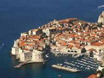 Dubrovnik - Croacia 4 imágenes de archivo libres de regalías
