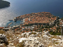 Dubrovnik - Croacia 6 imagen de archivo libre de regalías