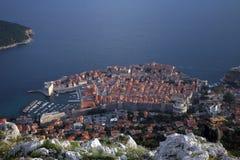 Dubrovnik croatia Zdjęcie Royalty Free