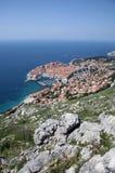 Dubrovnik croatia Zdjęcia Stock