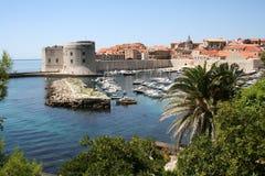 Dubrovnik croatia Obrazy Royalty Free