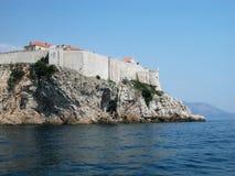 Dubrovnik, Croatia Fotografie Stock Libere da Diritti