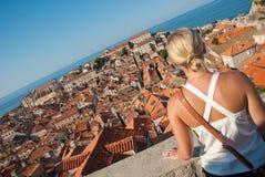 Dubrovnik Croatia Stock Images