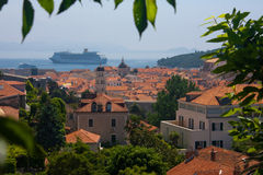 Dubrovnik, Croatia Royalty Free Stock Images