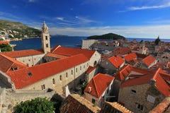 Dubrovnik, Croatia Imagen de archivo libre de regalías