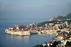 Dubrovnik in croatia Royalty Free Stock Photo