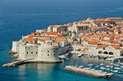 Dubrovnik, Croatia Immagine Stock Libera da Diritti