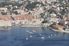Dubrovnik Croatia Immagine Stock Libera da Diritti