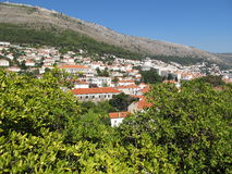 dubrovnik croatia Arkivbilder