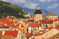Dubrovnik croatia zdjęcie stock