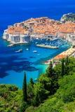 Dubrovnik, Croatia imagem de stock royalty free