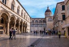 Dubrovnik, Croatia Immagine Stock