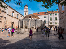 Dubrovnik, Croatia Fotografia Stock Libera da Diritti