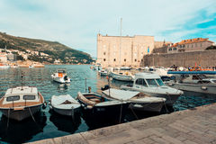 Dubrovnik, Croatia Imagenes de archivo