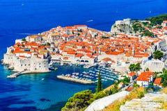 Dubrovnik croatia Zdjęcia Royalty Free