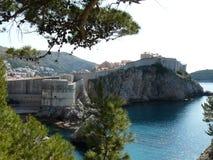 Dubrovnik, Croatia Fotografia de Stock