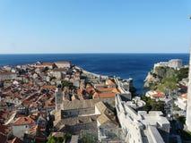 Dubrovnik, Croatia Foto de Stock Royalty Free