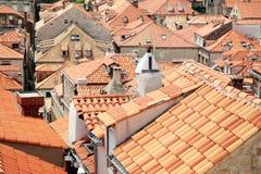 Dubrovnik croatia Fotografia Royalty Free