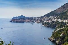 Dubrovnik Croatia Fotografia Stock Libera da Diritti