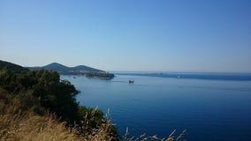 Dubrovnik. Croatia adriatic sea alafiti islands stock photos