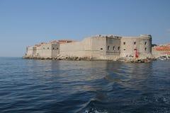 Dubrovnik. Croatia Adriatic sea old town royalty free stock image