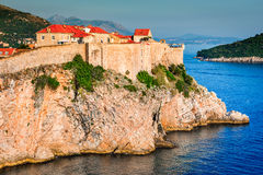 Dubrovnik, Croatia - Adriatic Sea Stock Images