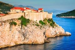 Dubrovnik, Croatia - Adriatic Sea royalty free stock images
