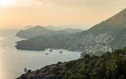 Dubrovnik in Croatia Royalty Free Stock Image