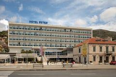 Free DUBROVNIK, CROATIA - April 2019: Hotel Petka In Dubrovnik, Exterior Stock Images - 144838034