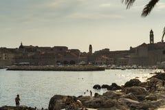 Dubrovnik, Croatia, August 3 2017 Stock Photos