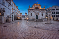 Dubrovnik, Croatia. Royalty Free Stock Photography