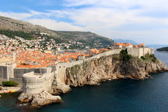 Dubrovnik, Croatia. Stock Images