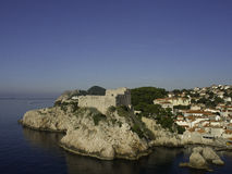 Dubrovnik in Croatia Stock Image