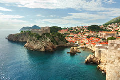 Dubrovnik, Croatia Royalty Free Stock Photos